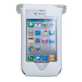 TOPEAK DryBag voor iPhone wit